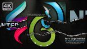 دانلود پروژه افترافکت لوگو با افکت کاغذ پاره Torn Logo Reveal