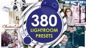 دانلود پکیج 380 پریست لایت روم دسکتاپ All In One Lightroom Presets