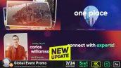پروژه افترافکت رزولوشن 4K با موزیک تبلیغات همایش Event Promo