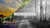 پروژه پریمیر با موزیک اسلایدشو عاشقانه Lovely Elegant Slideshow