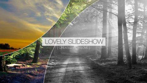 پروژه پریمیر با موزیک : اسلایدشو عاشقانه Lovely Elegant Slideshow