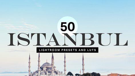 پریست لایت روم دسکتاپ و موبایل تم استانبول Istanbul Lightroom Presets LUTs