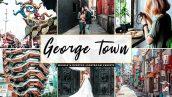 پریست لایت روم و پریست کمرا راو تم جورج تاون George Town Lightroom Presets Pack