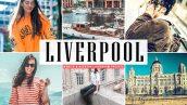پریست لایت روم و پریست کمرا راو تم لیورپول Liverpool Lightroom Presets Pack