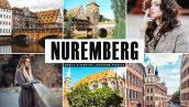 پریست لایت روم و پریست کمرا راو تم نورنبرگ Nuremberg Lightroom Presets Pack