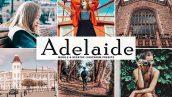 پریست لایت روم و کمرا راو تم آدلاید Adelaide Lightroom Presets Pack