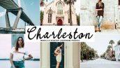پریست لایت روم و کمرا راو تم چارلزتن Charleston Lightroom Presets Pack