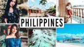 پریست لایت روم و Camera Raw و اکشن تم فیلیپین Philippines Mobile Desktop Lightroom Presets