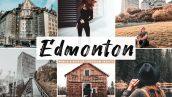 پریست لایت روم و پریست کمرا راو تم شهر ادمونتون Edmonton Pro Lightroom Presets