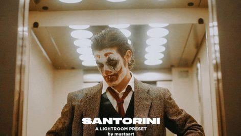 دانلودپریست لایت روم سینمایی Santorini Cinematic LR Presets