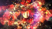 دانلود پروژه افترافکت لوگو با موزیک افکت عاشقانه Glitter Love