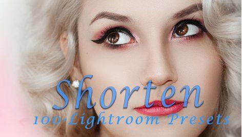 دانلود 100 پریست لایت روم دسکتاپ Shorten Lightroom Presets