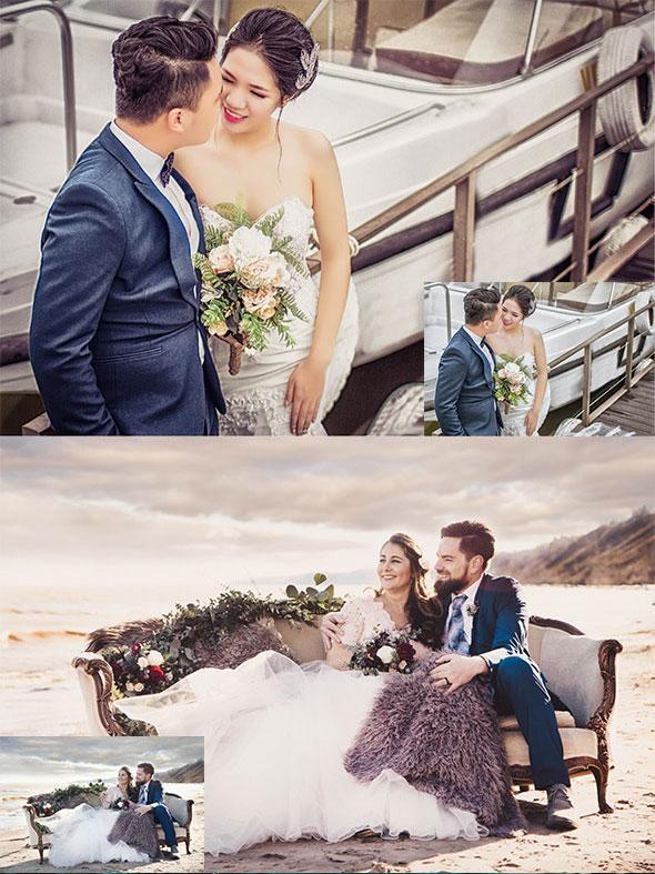 دانلود 20 پریست لایت روم عروسی Wedding Lightroom Presets