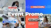 پروژه آماده پریمیر با موزیک معرفی شرکت و محصولات Event Promo