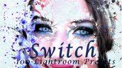 پریست لایت روم دسکتاپ تم رنگی Switch Lightroom Presets