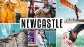 پریست لایت روم و Camera Raw و اکشن تم بندر نیوکاسل انگلیس Newcastle Mobile And Desktop Lightroom Presets