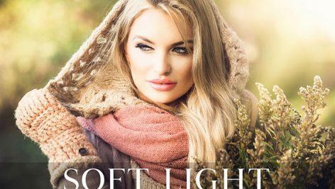 پریست لایت روم و Camera Raw و اکشن تم نور نرم Soft Light Mobile Desktop Lightroom Presets