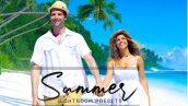 دانلود 110 پریست لایت روم و کمرا راو تم تابستانی Summer Love Lightroom and ACR Presets