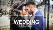 دانلود 20 پریست لایت روم مخصوص عکس عروسی Wedding Lightroom Presets