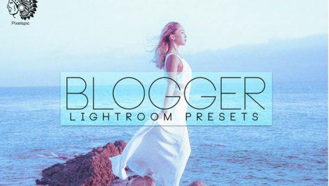 دانلود 30 پریست لایت روم دسکتاپ تم بلاگر Blogger Lightroom Presests