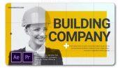پروژه پریمیر با موزیک تبلیغات شرکت ساختمانی Modern Building Company