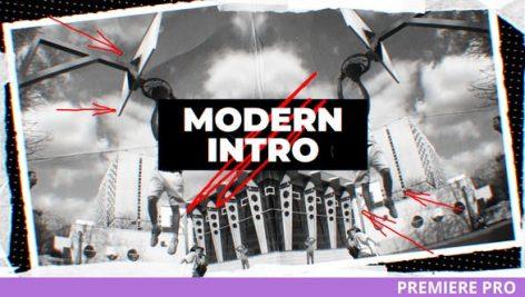 پروژه پریمیر با موزیک وله پرهیجان مدرن Modern Energetic Intro for Premiere