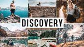 پریست لایت روم و پریست کمرا راو تم جهانگردی Discovery Lightroom Presets Pack