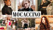 پریست لایت روم و پریست کمرا راو تم رنگ سینمایی Mocaccino Lightroom Presets Pack
