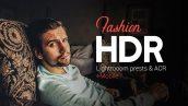 پریست لایت روم و کمرا راو تم HD فشن Fashion HDR Lightroom And ACR Presets