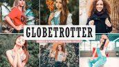 پریست لایت روم و Camera Raw و اکشن تم جهانگردی Globetrotter Mobile And Desktop Lightroom Presets