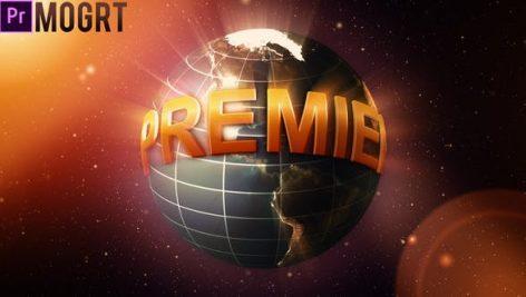 دانلود پروژه پریمیر وله و تریلر کره زمین Retro Epic Trailer Mogrt