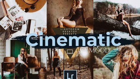 دانلود 10 پریست لایت روم سینمایی Cinematic Mood LR Desktop Presets