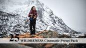 دانلود 25 پریست لایت روم سینمایی WILDRENESS Cinematic Preset Pack