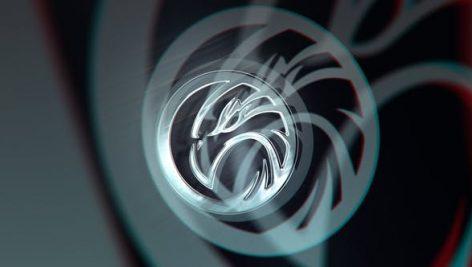 پروژه افترافکت لوگو با موزیک رزولوشن 4k افکت پرسپکتیو Perspective Surface Logo 4k Template