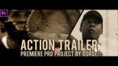 پروژه پریمیر با موزیک وله و تریلر اکشن Action Trailer Premiere Pro