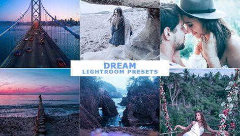 پریست لایت روم دسکتاپ و موبایل تم رویایی Dream Lightroom Presets