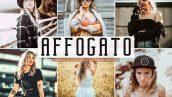 پریست لایت روم و پریست کمرا راو تم فشن Affogato Lightroom Presets Pack