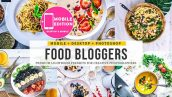 پریست لایت روم و پریست کمرا راو مواد غذایی Food Blogger Lightroom Presets