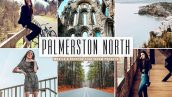 پریست لایت روم و کمرا راو و اکشن تم پالمرستون شمالی Palmerston North Lightroom Presets Pack