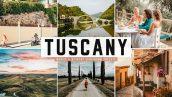 پریست لایت روم و Camera Raw و اکشن تم توسکانی ایتالیا Tuscany Mobile And Desktop Lightroom Presets