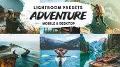 20 پریست لایت روم دسکتاپ و موبایل تم ماجراجویی Adventure Lightroom Presets For Mobile Desktop