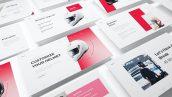 قالب پاورپوینت فروشگاه کلاه ایمنی Helmet Shop Powerpoint, Keynote and Google Slides Template