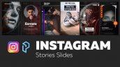 پروژه افترافکت پکیج اسلاید استوری اینستاگرام Instagram Stories Slides Vol. 2