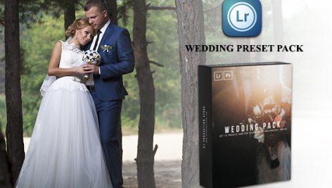 15 پریست فوق حرفه ای لایت روم عروسی WEDDING PRESET PACK
