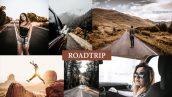 18 پریست سینمایی لایتروم Cinematic Roadtrip Lightroom Presets