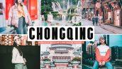 34 پریست لایت روم و Camera Raw و اکشن چونگین چین Chongqing Mobile And Desktop Lightroom Presets
