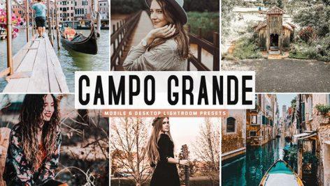 34 پریست لایت روم و Camera Raw و اکشن Campo Grande Mobile And Desktop Lightroom Presets