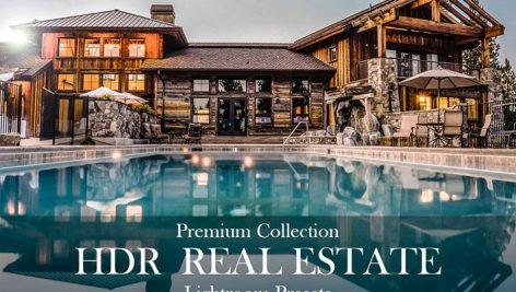 60 پریست لایتروم و براش لایت روم آژانس املاک HDR Real Estate Lightroom Presets
