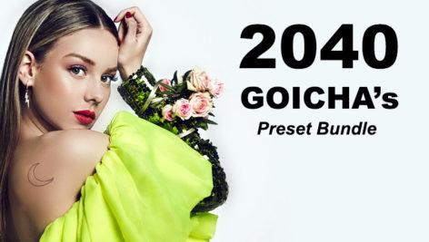 دانلود پکیج 2040 پریست لایت روم GOICHA's Preset Bundle