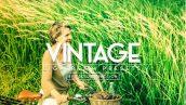 دانلود 100 پریست لایت روم و کمرا راو Vintage Lr and ACR Presets